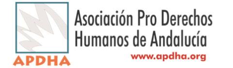 Asociación pro derechos humanos de Andalucía